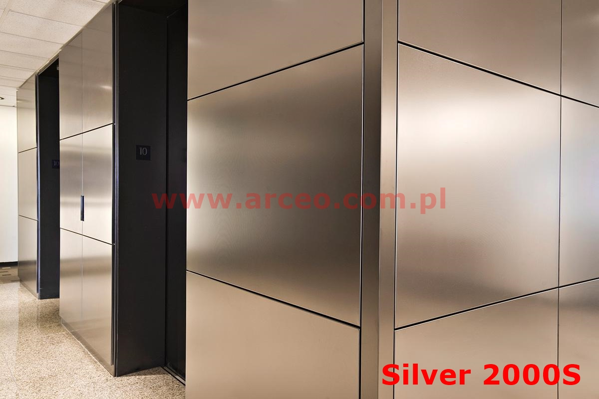 folia silver 2000S