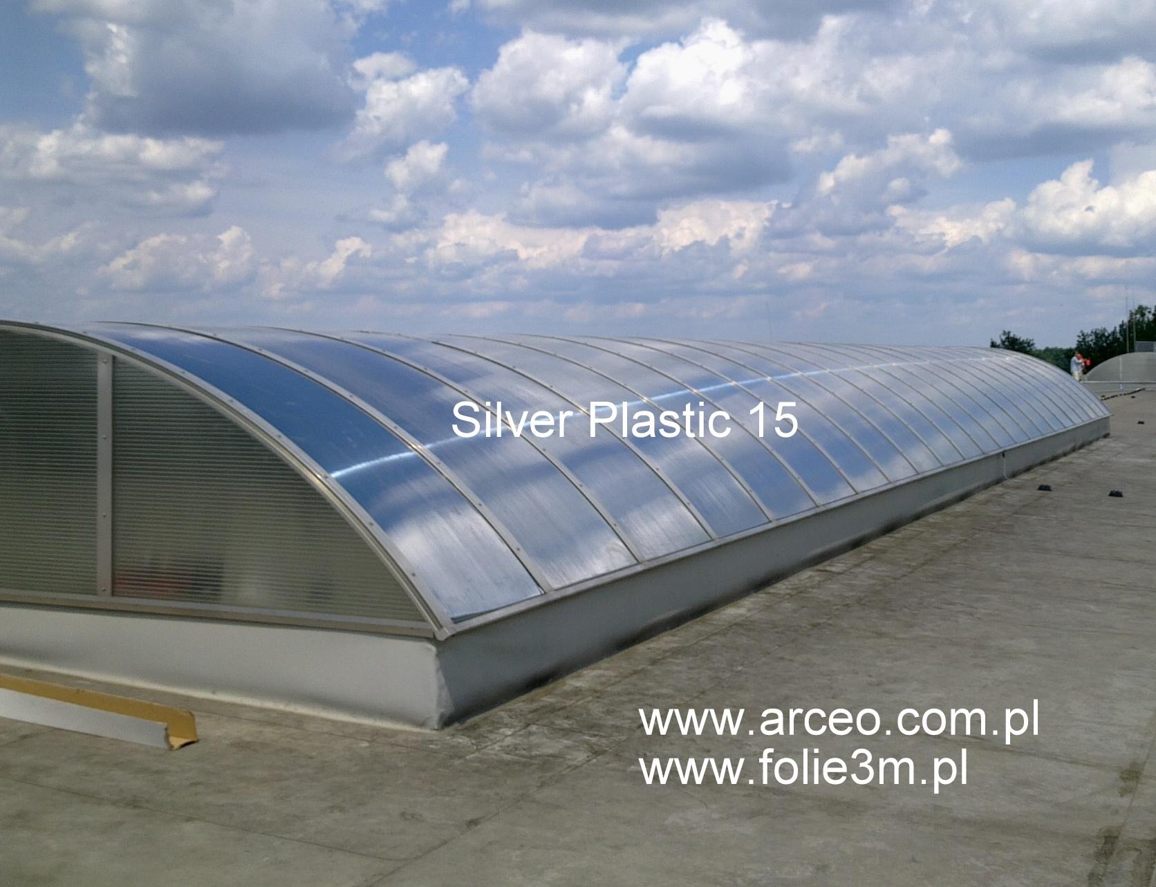 silver plastic 15